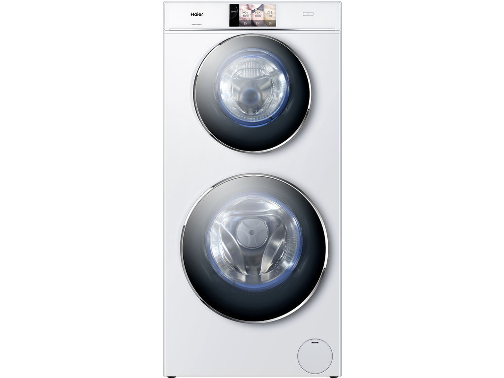 Wasmachine Haier Duo weinig meerwaarde